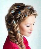 Модная коса 3