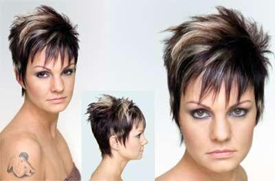 Стильная покраска на короткие волосы