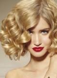 Прическа волны короткие волосы 3