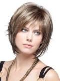 Каскад на короткие волосы 3