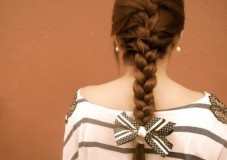 Трехпрядная коса 1