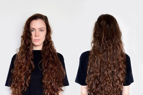 кудри после кос