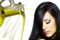 маска оливковое масло 1