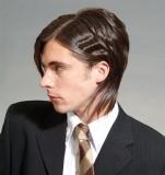 Стрижки на средние волосы 1