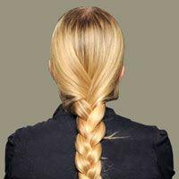 Обычная коса