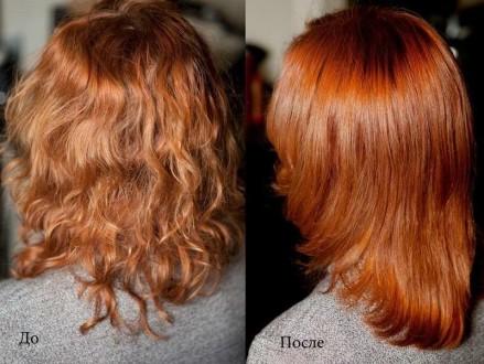 Хна и седые волосы