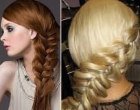 Французская коса 3