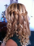 Ободок из волос 3