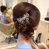 Укладка на короткие волосы 3