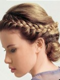 Ободок из волос 2