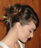 Укладка на короткие волосы 1