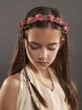 Косы на длинные волосы 1