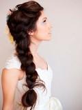 Прическа с косами 1