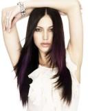 Волосы каскадом 2