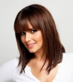 Стрижки на средние волосы 2