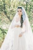 Модная свадебная прическа 1