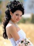 Выбор прически на свадьбу 1
