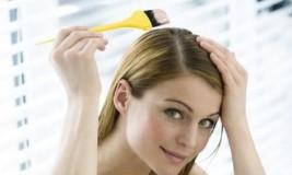 тестирования краски для волос 1