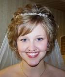 свадебные локоны